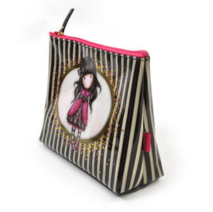 Ladybird Large Accessory Case - Gorjuss Stripes Thumbnail 3