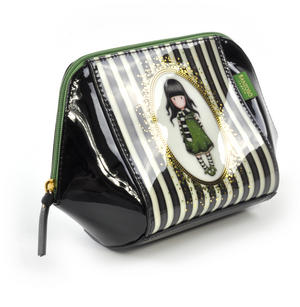 The Scarf Large Structured Accessory Case - Gorjuss Stripes Thumbnail 3