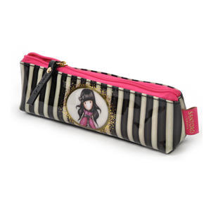 Ladybird Slim Accessory / Pencil Case - Gorjuss Stripes Thumbnail 3