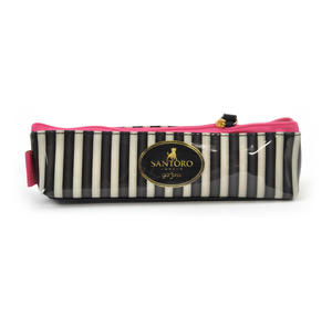 Ladybird Slim Accessory / Pencil Case - Gorjuss Stripes Thumbnail 4