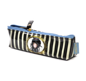 The Hatter Slim Accessory / Pencil Case - Gorjuss Stripes Thumbnail 3