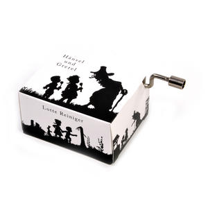 Lotte Reiniger Silhouette Filmmaker Music Box - Hansel and Gretel / Hänsel und Gretel