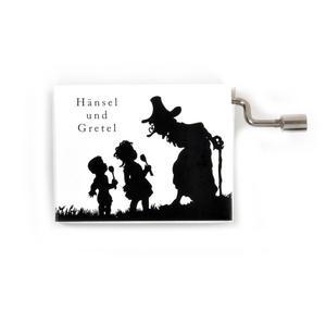 Lotte Reiniger Silhouette Filmmaker Music Box - Hansel and Gretel / Hänsel und Gretel Thumbnail 2