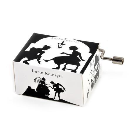 Lotte Reiniger Silhouette Filmmaker Music Box - Cinderella / Aschenputtel