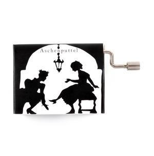 Lotte Reiniger Silhouette Filmmaker Music Box - Cinderella / Aschenputtel Thumbnail 2