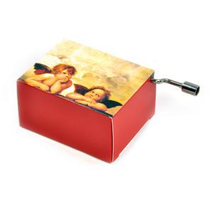 """Art Music Box - Raphael """"Madonna Sistine"""" & Bach /Gounod """"Ave Maria"""" Thumbnail 2"""
