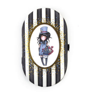 The Hatter Manicure Set Gorjuss Stripes Thumbnail 1