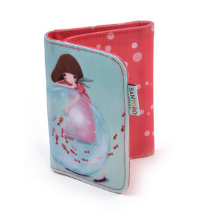 Little Fishes - Double Fold Wallet By Kori Kumi Thumbnail 4