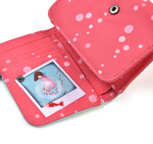 Little Fishes - Double Fold Wallet By Kori Kumi Thumbnail 5