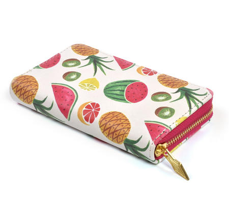 Tropical Fruit Wallet