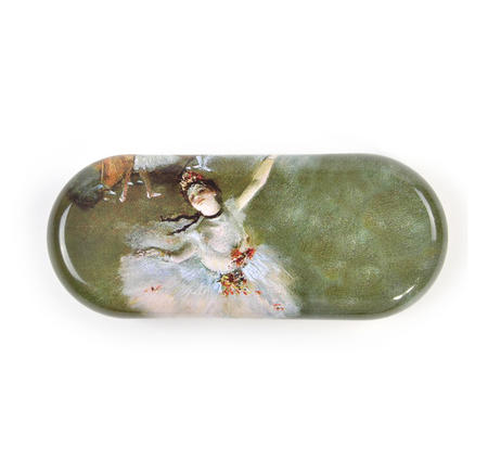 Edgar Degas Ballerina Glasses Case