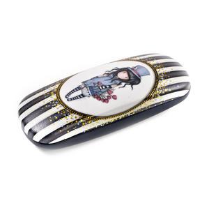 The Hatter - Glasses Case Gorjuss Stripes Thumbnail 4