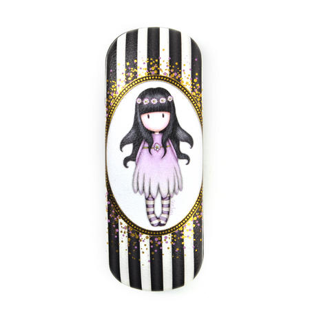 Oops a Daisy - Glasses Case Gorjuss Stripes
