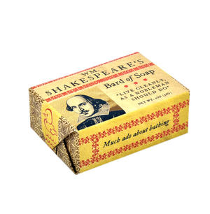 William Shakespeare Bath Soap Thumbnail 2