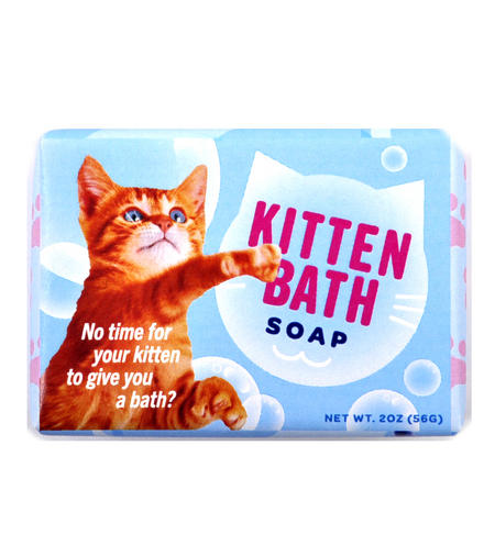 Kitten Bath Soap