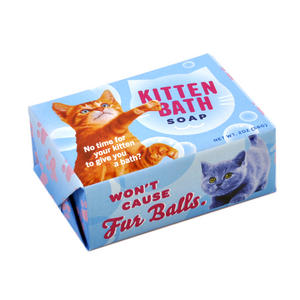 Kitten Bath Soap Thumbnail 2