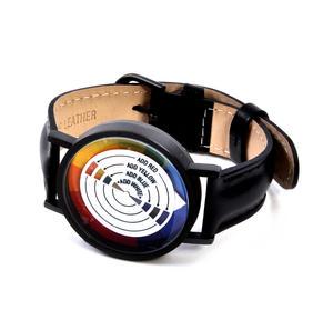 Color / Colour Wheel Watch - The Wristwatch For Colourists, Painters, Interior Designers Thumbnail 2