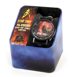 Star Trek Klingon Bird of Prey Watch