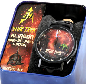 Star Trek Klingon Bird of Prey Watch Thumbnail 2