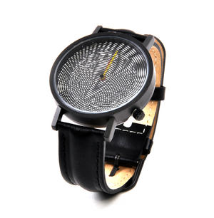 Moiré Watch - The Wristwatch For Optical Illusionists, Printers, Photographers Thumbnail 5