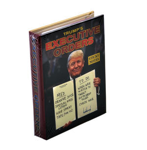 Trump's Executive Orders Sticky Notes Set Thumbnail 3