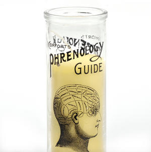Comforts Phrenology Guide by Cheiro Candle Thumbnail 2