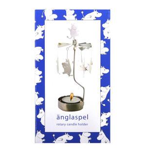 Moomins / Mumintroll Anglaspel - Rotary Candle Holder Thumbnail 2