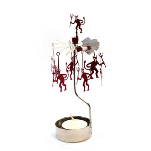 Devils  / Demons Anglaspel - Rotary Candle Holder Thumbnail 2