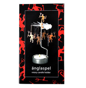 Devils  / Demons Anglaspel - Rotary Candle Holder Thumbnail 4