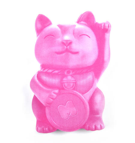 Lucky Cat Sticky Notes