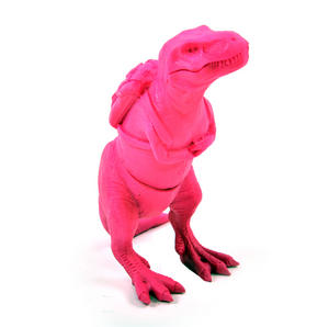 T Rex Pink Highlighter Pen Thumbnail 3