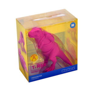 T Rex Pink Highlighter Pen Thumbnail 5