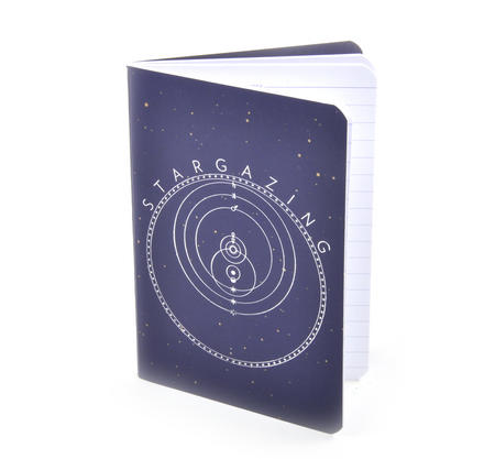 Stargazing Pocket Note Book