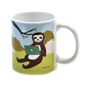 Sloth Story Mug Thumbnail 1