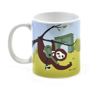Sloth Story Mug Thumbnail 2