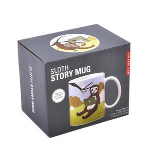 Sloth Story Mug Thumbnail 3