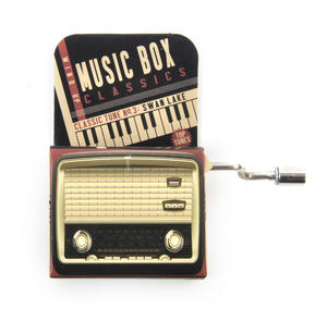 Radio Classics - Tchaikovsky / Tschaikowski - Swan Lake  / Le lac des cygnes / Schwanensee  Music Box Thumbnail 5