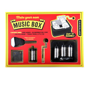 Make Your Own Music Box Set