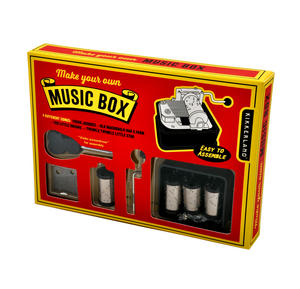 Make Your Own Music Box Set Thumbnail 2