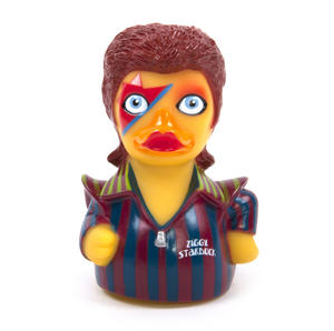 Ziggy Starduck Rubber Duck - Celebriduck for David Bowie Fans Thumbnail 2