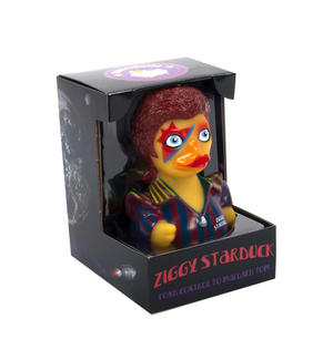 Ziggy Starduck Rubber Duck - Celebriduck for David Bowie Fans Thumbnail 5
