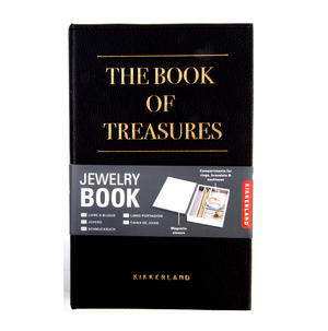 The Book of Treasures Jewelry Book - Disguised Jewellery Box Thumbnail 5