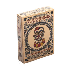 Tattoo Playing Cards - Random Red or Blue Backed Thumbnail 2