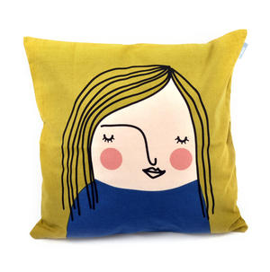 Renate - Swedish Friend Cushion / Pillow