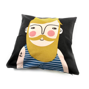 Frank - Swedish Friend Cushion / Pillow Thumbnail 5