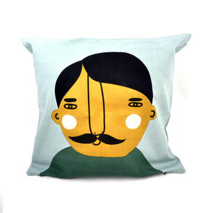 Lars - Swedish Friend Cushion / Pillow Thumbnail 1