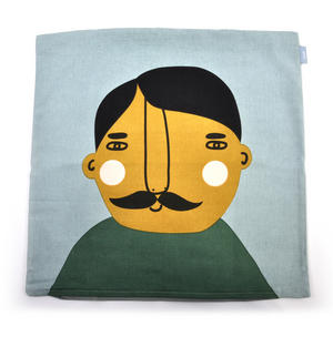 Lars - Swedish Friend Cushion / Pillow Thumbnail 4