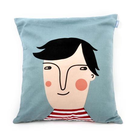 Hakan - Swedish Friend Cushion / Pillow