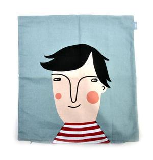 Hakan - Swedish Friend Cushion / Pillow Thumbnail 2