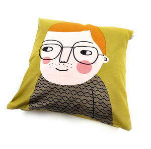 Jesper - Swedish Friend Cushion / Pillow Thumbnail 3